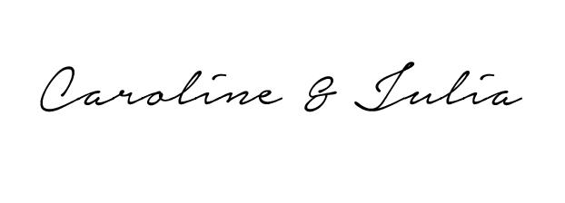 Signature Caroline & Julia