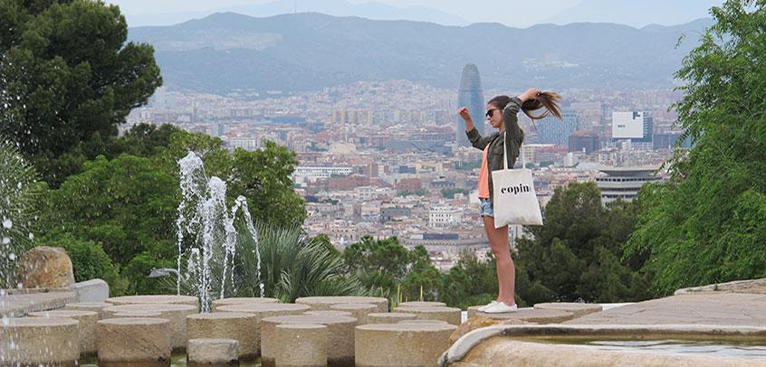 Barcelone entre copines
