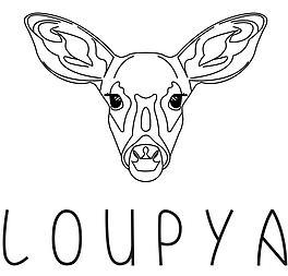 LOUPYA Logo pour site en gras finish