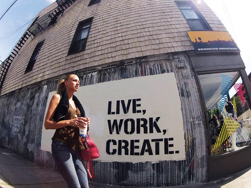 Live Work Create (Brooklyn) copines NYC