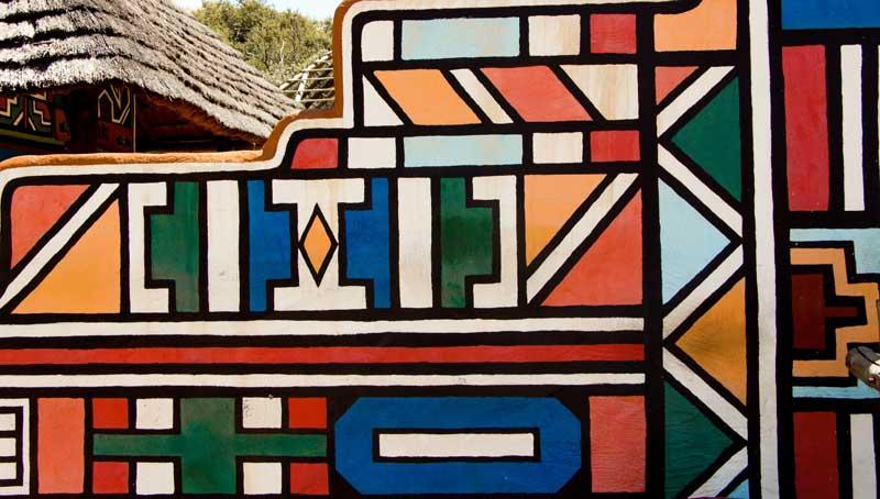 Inspiration Ndebele