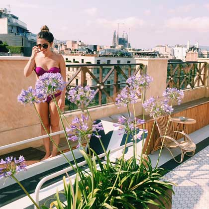 terrasse-barcelone-cotton-house-piscine
