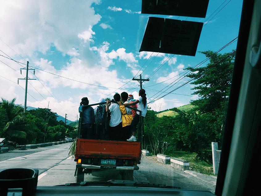 Philippines entre copines