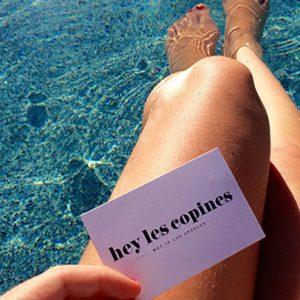 Instagram Hey Les Copines