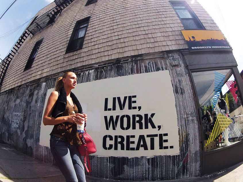 Live Work Create (Brooklyn) copines NYC