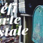 le défi carte postale