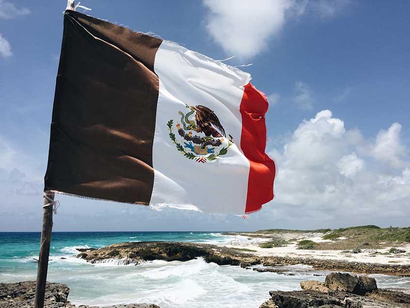 Isla Cozumel plages vierges riviera maya