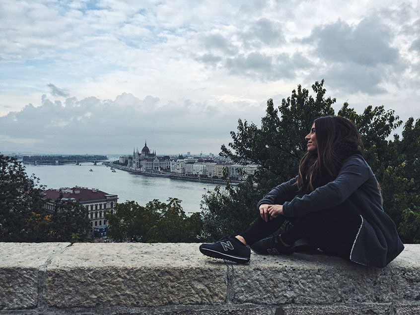 Budapest entre copines