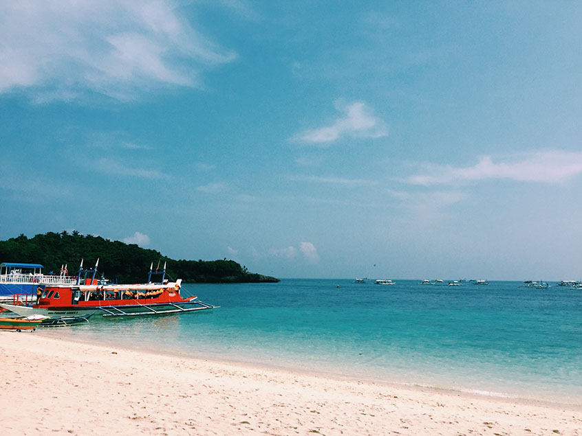 Philippines entre copines Boracay