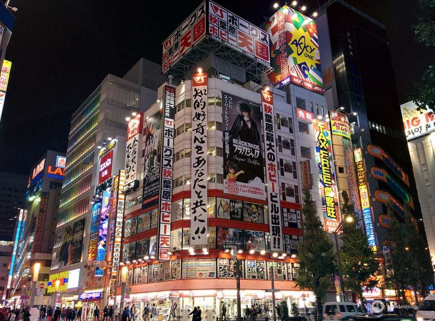 akihabara-tokyo
