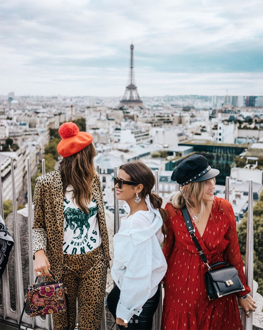 Paris entre Copines