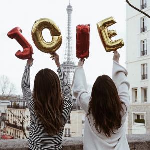 Paris entre Copines Sincerely Jules