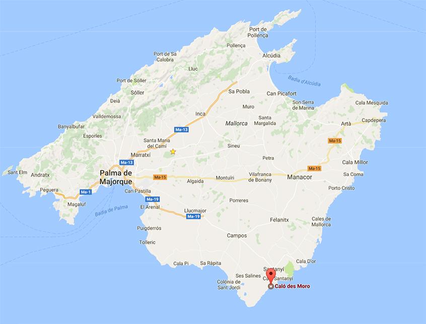 Majorque-Es-Calo-des-Moro