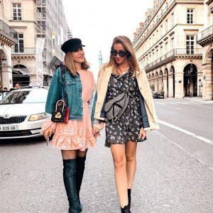 Paris entre Copines Lucinda Rossat