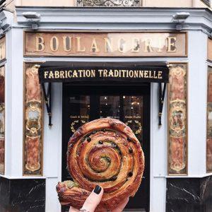 Paris entre Copines boulangerie